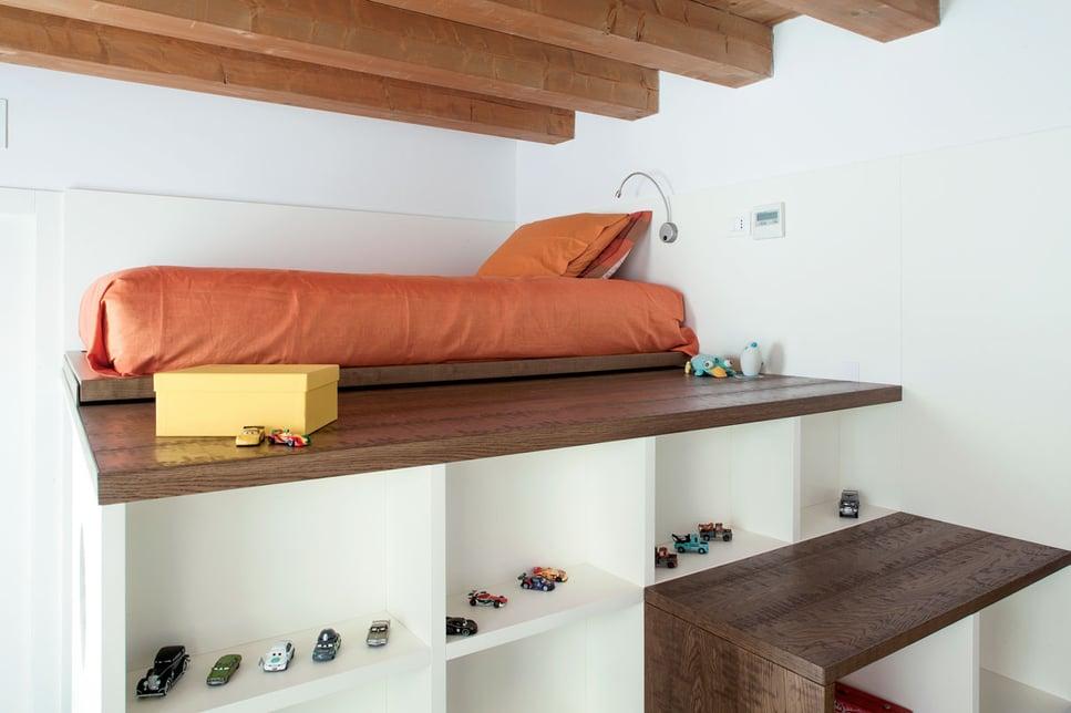 Ufficio In Poco Spazio : Tutte le soluzioni per ottimizzare lo spazio del tuo appartamento