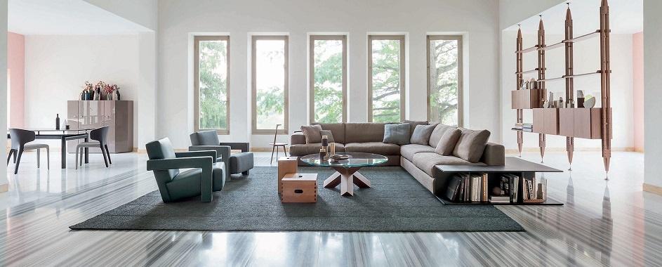 Come arredare casa la casa di vacanza in stile moderno con Cassina-452_la_rotonda_coffee_table-AD-Dal-Pozzo.jpg