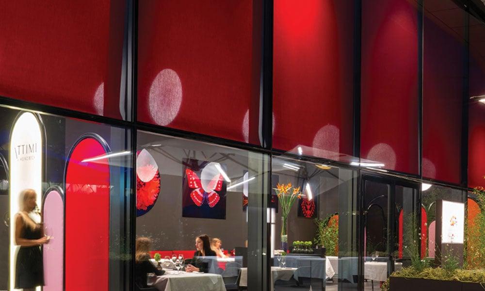 ristorante attimi designer fabio novembre milano city