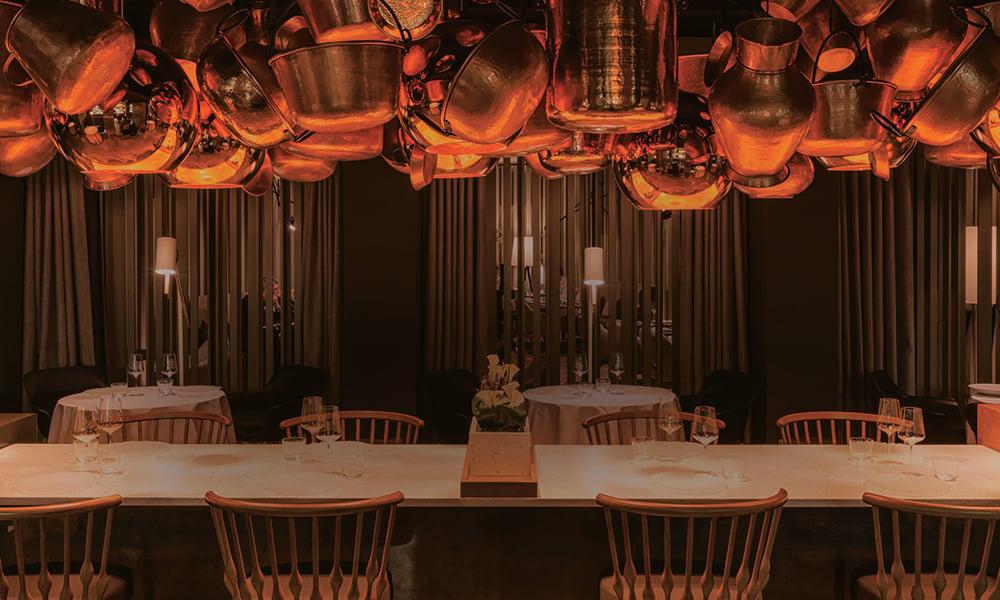 patricia urquiola interni ristorante di design