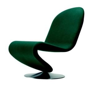 Sedia Dining Chair deluxe Verpan