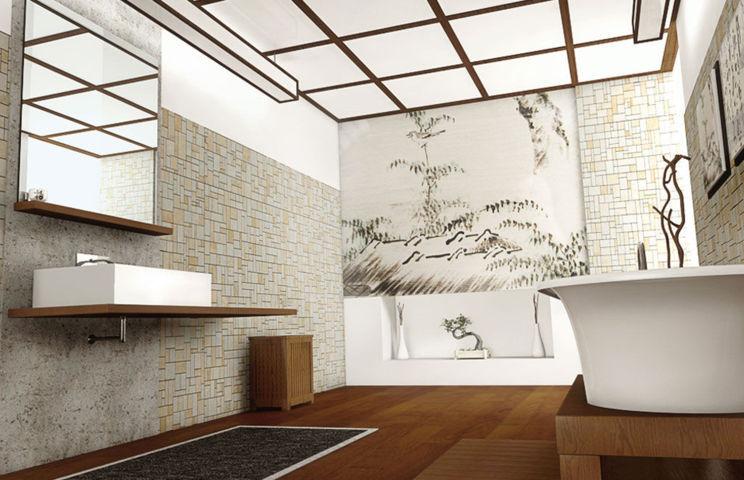 legno pietra idee per arredare casa