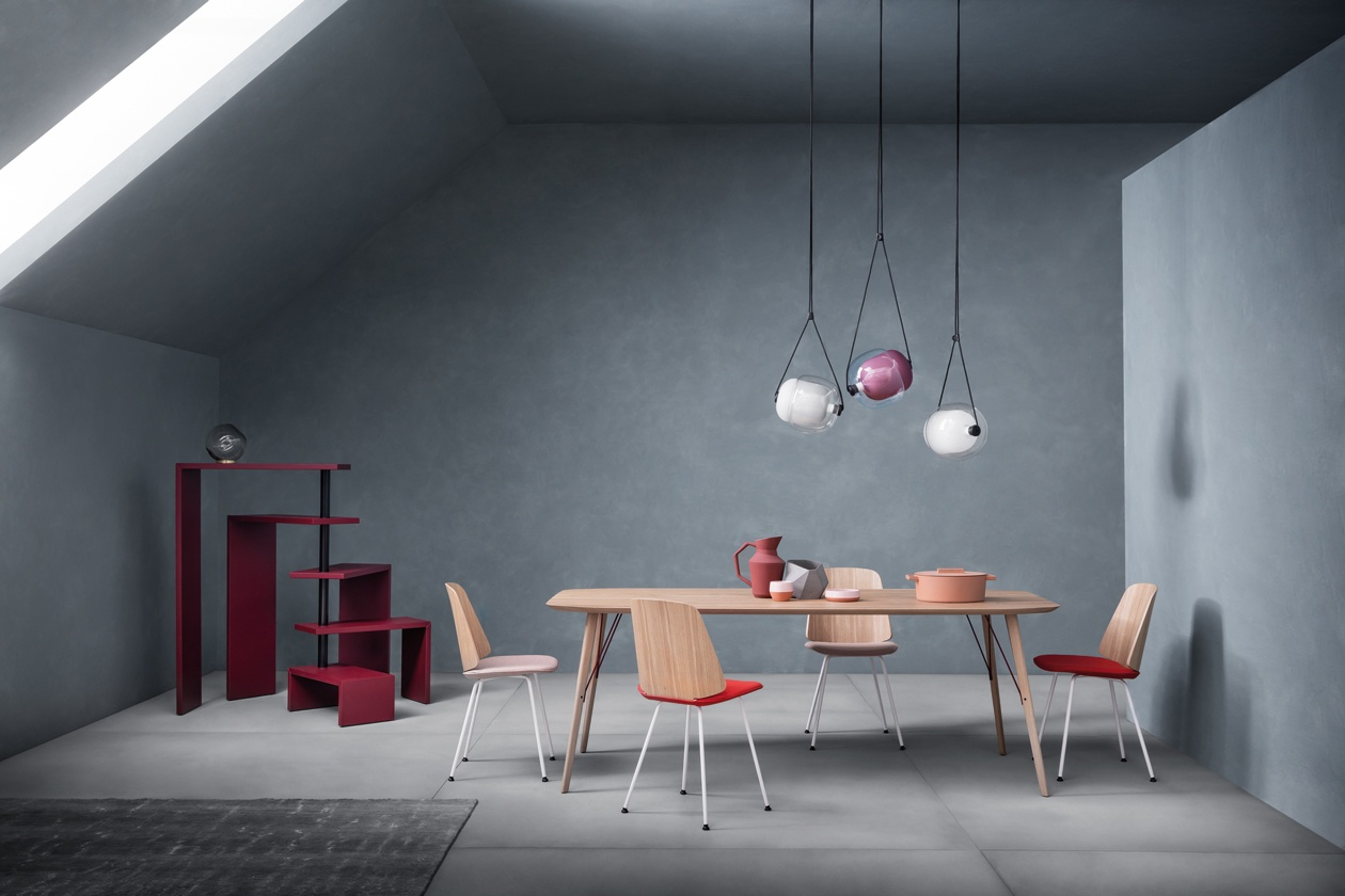 sedie design: june zanotta