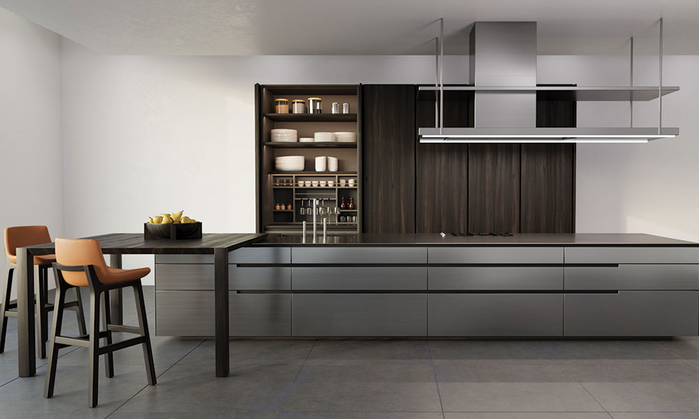 cucina poliform phoenix kitchen