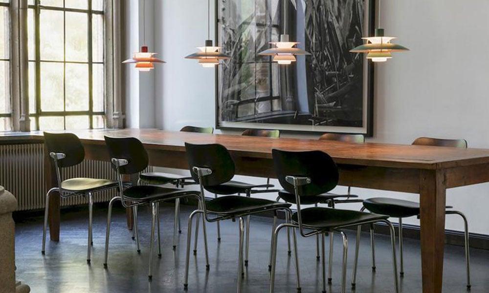 Lo stile nordico con le lampade Louis Poulsen