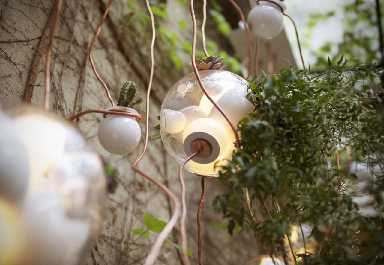 lampade a sospensione 38 di Bocci