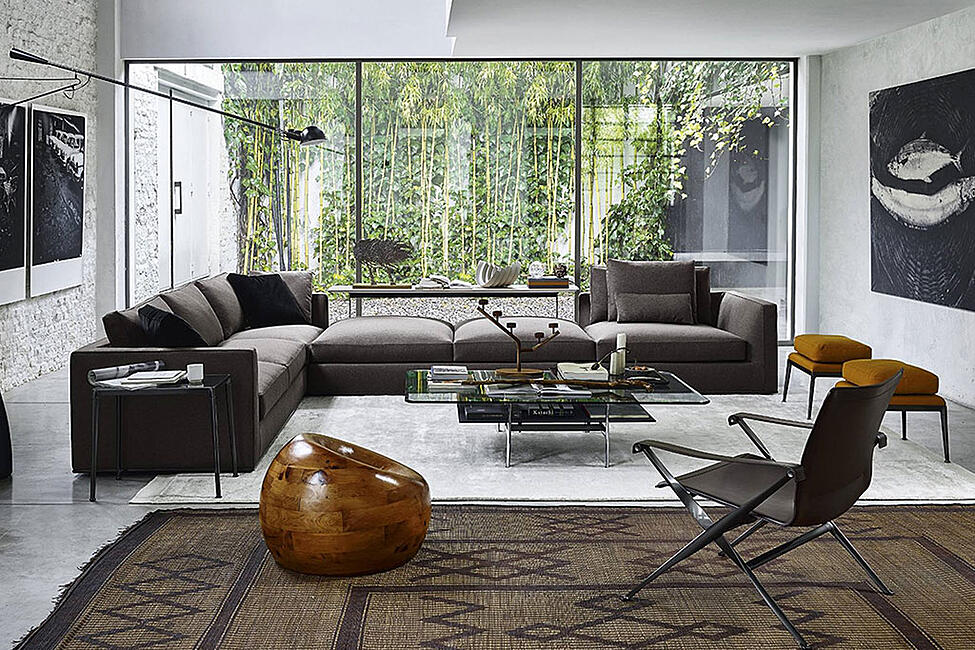 come-arredare-un-soggiorno-con-divani-colore-grigio-dal-pozzo-5