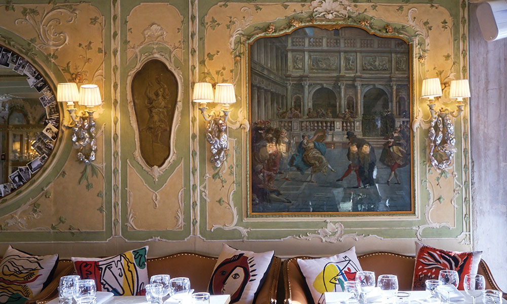 ristorante quadri venezia alajmo philippe stark