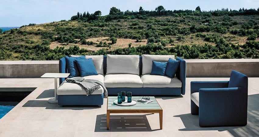 Divani Per Esterni Usati : Consigli su come abbinare i divani da esterno roda