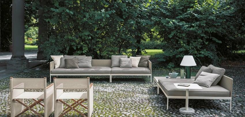 divani da giardino roda