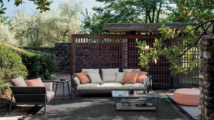 Finest arredamento giardino secondo lo stile moderno con la collezione piper di roda with arredo - Happy casa arredo giardino ...