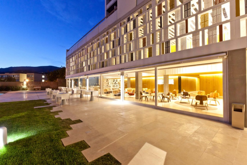 Ad blog for Arredamento hotel lusso
