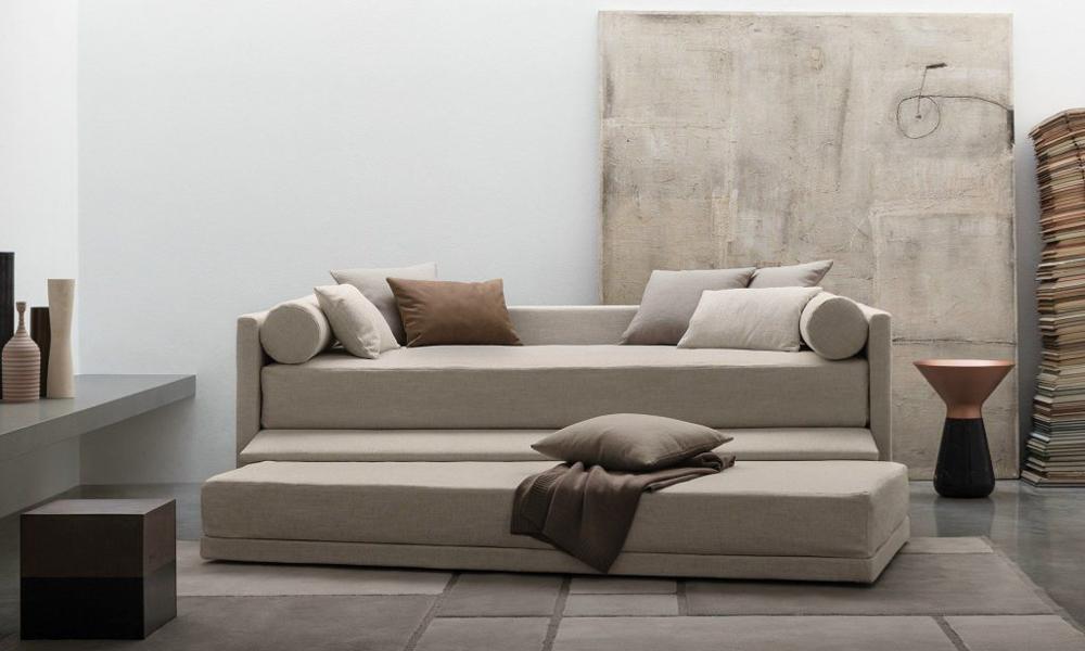 I migliori 6 divani letto di design