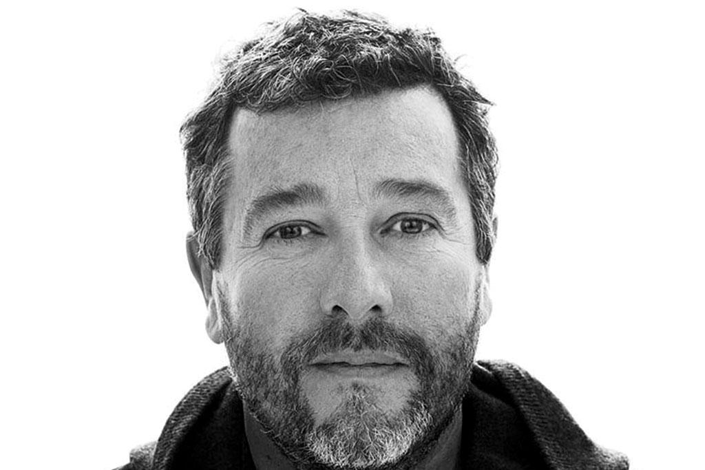 Una foto del designer Philippe Starck