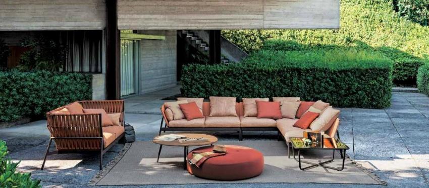 Mobili Da Giardino Roda.Arredo Giardino Scopri Lo Stile Moderno Contemporaneo Di Roda