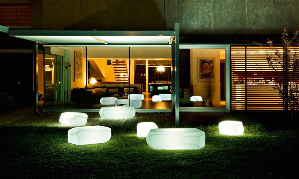 Lampade da giardino di Serralunga